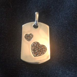 HSN Brown Sugar by Justine Simmons Pendant